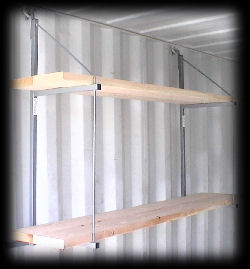 Two Shelf Bracket