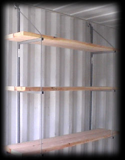 Three Shelf Bracket